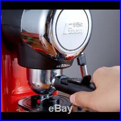 220V Fxunshi MD-2005 Semi-automatic Espresso Milk Bubble Coffee Maker Machine