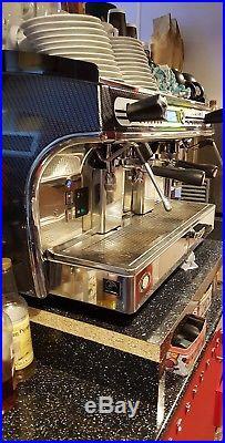2 Group Astoria Espresso Commercial Coffee Machine