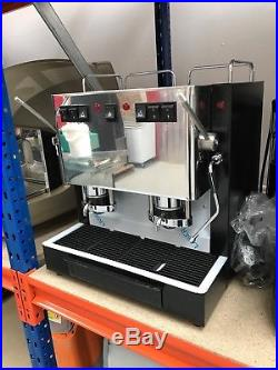 2 Group Commercial/Home Appliance Spinel Espresso Pod Coffee Machine