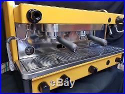 2 Group Espresso Coffee Machine