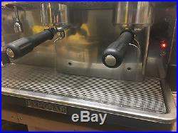 2 Group Expobar Elegance Espresso /cappuccino Coffee Machine NR