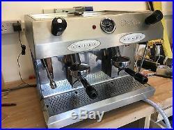 2 Group Fracino Espresso Coffee Machine