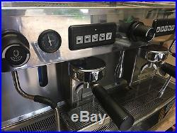 2 Group Iberital L'anna Espresso /cappuccino Coffee Machine NR