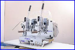 59 LEVER Faema PRESIDENT coffee machine high-level restoration ITALIAN ESPRESSO