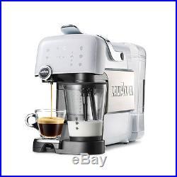 AEG Lavazza Fantasia LM7000 Espresso Coffee, Latte Maker Machine Ice White