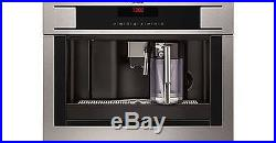AEG PE4571-M Built-in Stainless Steel Touch Control Coffee Espresso Machine