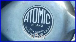 ATOMIC ROBBIATI ANNI 1946 COFFEE MACHINE espresso machine faema GAGGIA
