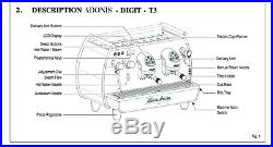 Adonis Victoria Arduino espresso machine