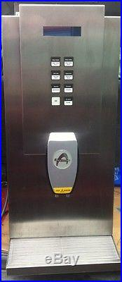 Aequator LG14 Bean to Cup Coffee Machine Espresso Cappuccino Chocolate Stainless