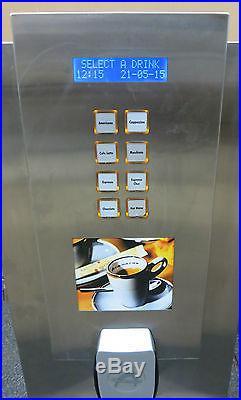 Aequator Linea Gastro 26 LG26 Bean to Cup Coffee Espresso Cappuccino Machine