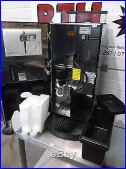 Aequator Rijo 42 Bean 2 Cup Coffee Machine Espresso Hot Choc Drinks B £1200+V