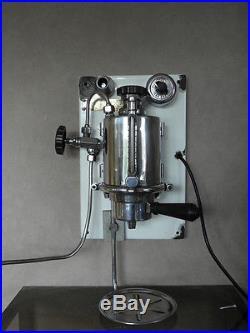 Antique Museum French maker Espresso Coffee Machine Advertising Bar Cafe Shop