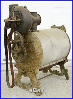 Antique Royal Peanut & Coffee Roaster 1910s vintage Planters espresso machine