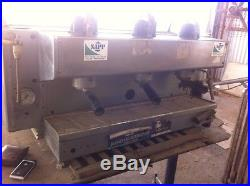 Antique Vintage La Cimbali Granluce Espresso Coffee Machine Maker