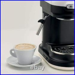 Ariete AR1320 Moderna Espresso Machine Bean to Cup Coffee Maker 1 Year Guarantee
