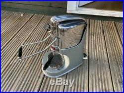Arrarex caravel lever coffee machine, espresso machine