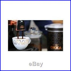 Arzum Okka Full Automatic Turkish Greek Coffee Espresso Maker Machine Ibrik