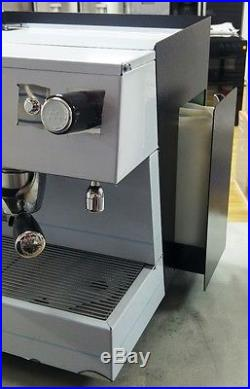 Ascaso BAR. 1 GR PF Thermoblock Proffesional POD Espresso & Coffee Machine