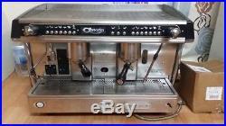 Astoria 2 group Espresso Machine Silver