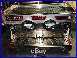 Astoria Costa Coffee 2 group Espresso Machine RRP £4,500