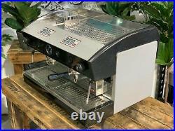 Astoria Espressimo 2 Group Black Grey Espresso Coffee Machine Commercial Cafe