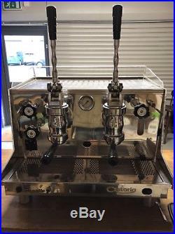 Astoria Rapallo Lever Espresso Dual Fuel Coffee Machine