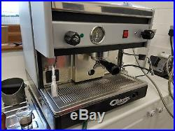 Astoria Single One Group Commercial Espresso Coffee Machine fully serviced