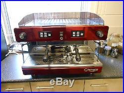 Astoria Tanya 2grp Fully-Auto Espresso Machine