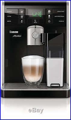 Automatic Cappuccino Espresso Coffee Machine PHILIPS MOLTIO SAECO HD8769/09 New