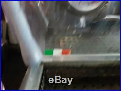 Automatic Commercial 2 Group Espresso Coffee Machine Electronic