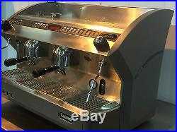 Azkoyen Espresso Coffee Machine 2 Group Commercial single phase 2011, serviced