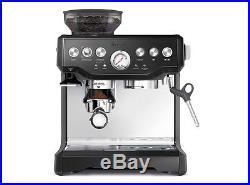 BNIB Sage By Heston Blumenthal Barista Express Espresso Coffee Machine BLACK