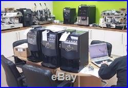 BRAND NEW Azkoyen Vitale S Espresso Bean To Cup coffee machine b2c hot chocolate