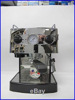 BRIEL ESPRESSO CAPPUCINO STEAM COFFEE MACHINE 110 VOLTS MADE IN PORTUGAL ES71A
