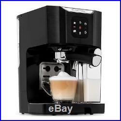 B-Stock Espresoo Coffee Machine Commercial Electric 1450 W 20 Bar Milk Frothe