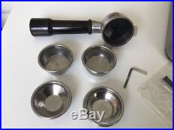Barista Express Espresso Sage Maker Coffee Machine BES870UK Silver