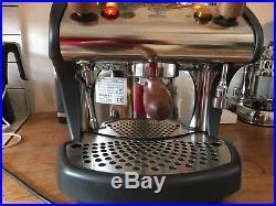 Bezzera BZ02. Heat Exchanger (HX) Espresso machine