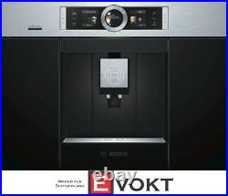 Bosch CTL636ES6 Atainless steel Built-in fully Automatic Espresso Coffee Machine