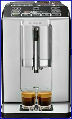 Bosch Espresso / Coffee machine fully automatic TIS30351DE silver black new