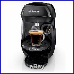 Bosch TAS1002GB Tassimo Happy Coffee Machine Black