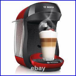 Bosch TAS1003GB Tassimo Happy Coffee Machine Red