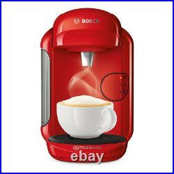 Bosch TAS1403GB Tassimo by Bosch Vivy 2 Coffee Machine in Red