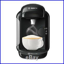 Bosch Tassimo Coffee Machine Hot Drinks Black Vivy2 Coffeemaker 1300W TAS1402GB