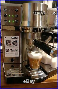 Boxed DeLonghi Automatic EC860. M Coffee & Espresso Machine, Cappuccino Maker
