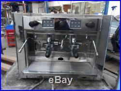 Brasilia 2 Group Commercial Coffee Machine Espresso Machine Serviced & Descaled