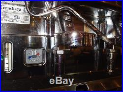 Brasilia 3 Head Espresso Coffee Machine With Rimini Grinder