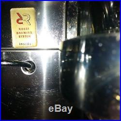 Brasilia Gradisca Commercial Espresso Machine 2 Group rest. Dig 2gr 261382
