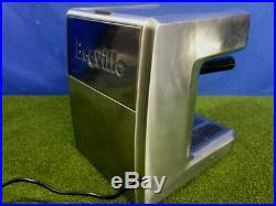 Breville 800ESXL Duo Temp Espresso Machine Coffee Maker Stainless Steel 1000W