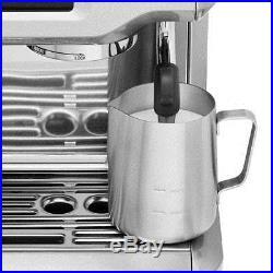 Breville BES880BBSS the Barista Touch Espresso Coffee Machine