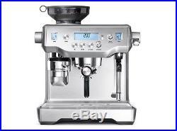 Breville BES980XL Oracle Espresso Machine Coffee Maker Silver Expresso